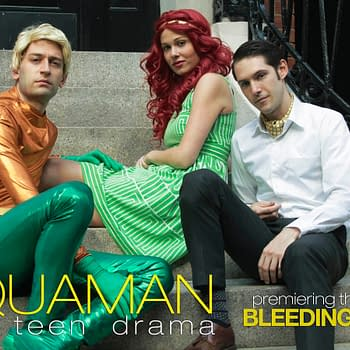 Promo Posters For Aquaman The Teen Drama
