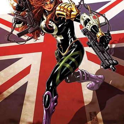 A Few Creative Details For The Marvel UK Revolutionary War