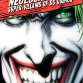 World Premier of Necessary Evil: Super-Villains of DC Comics at NYCC Is A Win For The Uber-Fan