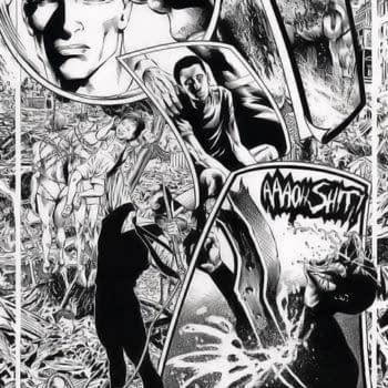 Pages Of Miracleman Triumphant, Recovered , But Are There Any More Out There?