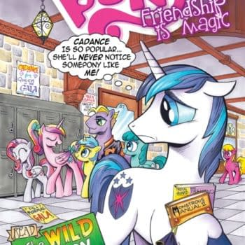 My Little Pony Hits Big For IDW