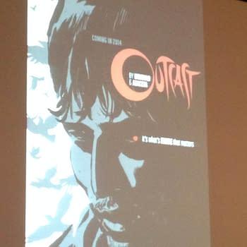 Robert Kirkman Announces Outcast, A New Horror Series With Paul Azaceta