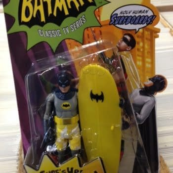 Live From The Comic Shop: Batman Goes Surfing, Storm Triumphant, Big Bang and Wizard of Oz POP Vinyl Collectibles