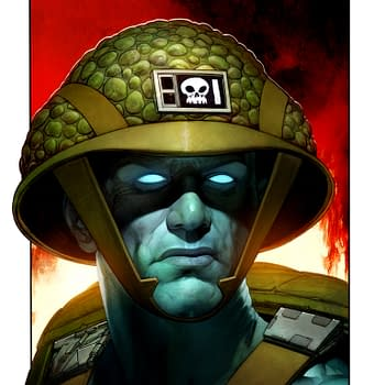 Godless Worlds Brian Ruckley To Launch New Rogue Trooper Series For IDW (UPDATE)