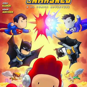Cover Variance: DC Comics To Launch Themed Scribblenauts Variants In January