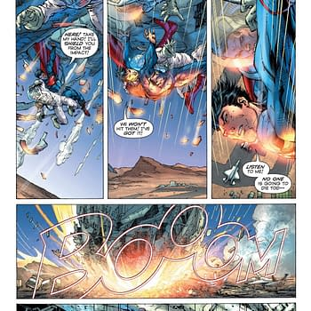 Superman Unchained Only Nine Issues Long (UPDATE)