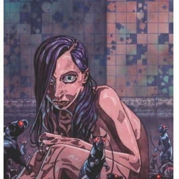 More Information On Greg Rucka's New Dark Horse Series Veil