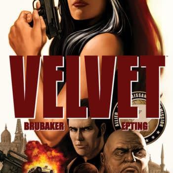 Preview: Ed Brubaker And Steve Epting's Velvet #1.