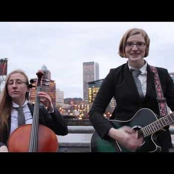 A Love Song For Agent Coulson From A Cellist In Portland