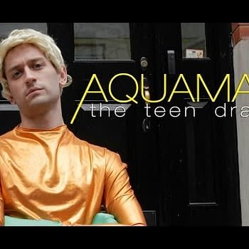 Aquaman The Teen Drama Starts Next Week On Bleeding Cool