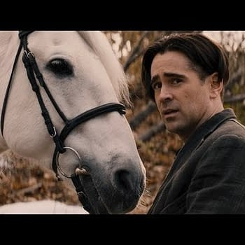 Love And Time Travel And Colin Farrell And A Flying Horse In The First Trailer For Winters Tale