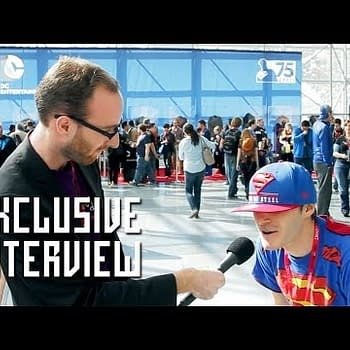 When Bleeding Cool Interviewed Scott Snyders Body Double At NYCC