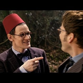 Heres The BBC1 Day Of The Doctor Trailer In Full