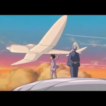 Critics Quotes-Laden US Trailer For Hayao Miyazaki's The Wind Rises