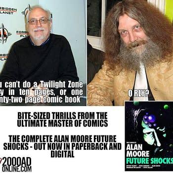 2000AD Vs JMS &#8211 Twilight Zones And Future Shocks
