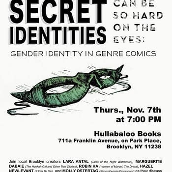 Starting Tonight &#8211 Eight Comics Things To Do In New York In The Next Ten Days
