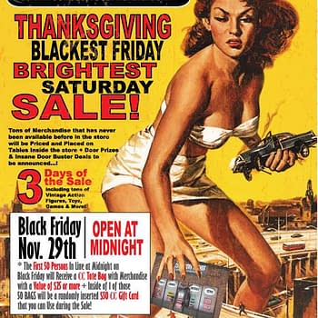 Your Full Black Friday In Comics State By State And Online (Walking Dead UPDATE)