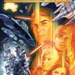 Extended Preview Of Battlestar Galactica Vol 1: Memorial