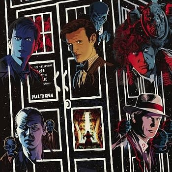 The Comics Industry Gets Ready For&#8230 The Day Of The Doctor