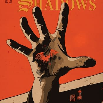 Mike Raicht Talks Dark Shadows And The End Of The Stuff Of Legend