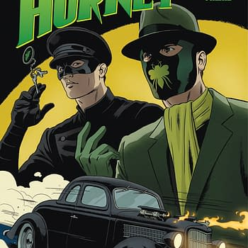 Mark Waid Talks The Green Hornet Black Beauty And His Obsession With Heroic Newspapermen