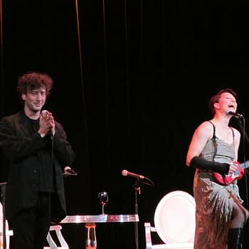 A Friday Evening With Neil Gaiman and Amanda Palmer Is Packed With Special Guests – And Are These Events Going To Be a New York Thing Now?