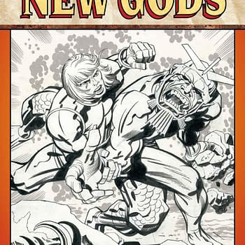From Jack Kirbys New Gods To X-Files Vs Transformers And TMNT Its IDW Solicitations For February 2014