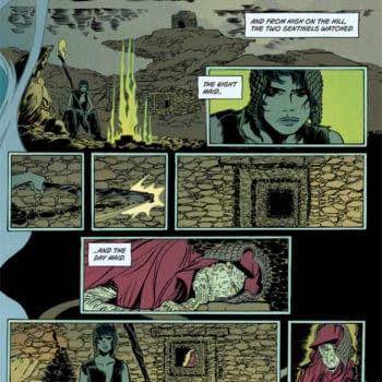 A Preview Of Pretty Deadly #2. Go On Then, Rip This One Up.