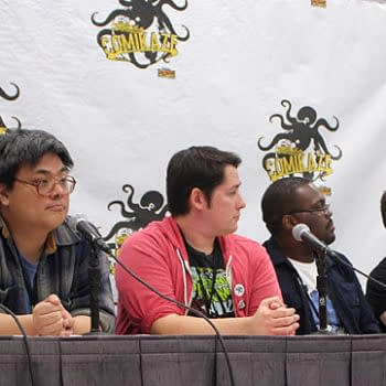 """""""You Have To Have Endurance"""" – A Guide To Self-Publishing at Comikaze"""