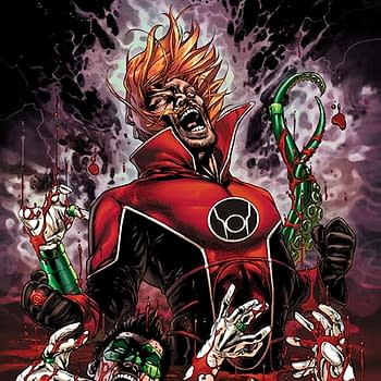 Swipe File: Red Lantern And&#8230 Another Red Lantern