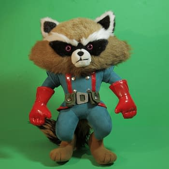 Rocket Raccoon Gets In On Free Comic Book Day