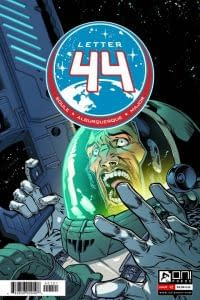 Eight Pages From Letter 44 #2 by Charles Soule and Alberto Jimenez Albuquerque
