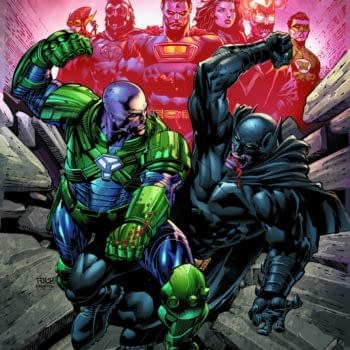Forever Evil Tops Advance Reorders, Image Grabs The Rest