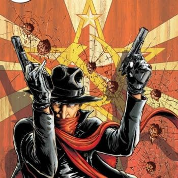 Chris Roberson Talks To Mike Raicht About The Shadow, Pulps, And Drawing Inspiration From Orson Welles