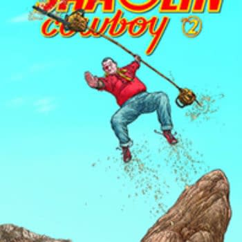Pop Culture Rounding Up With Geof Darrow And His Shaolin Cowboy