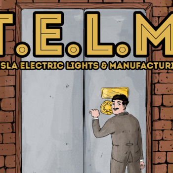The Birth of Tesla Electric Lights & Manufacturing