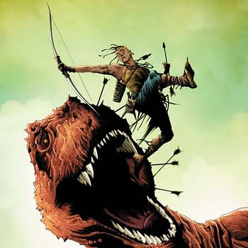 Dynamite To Launch A New Turok #1 – With Full Returnability, No Matter How Many People Order