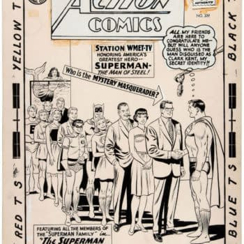 From The $112,016 Curt Swan Action Comics 309 Cover To The $10,158 Mike Grell Karate Kid 1 Cover – And Other Original Art Results