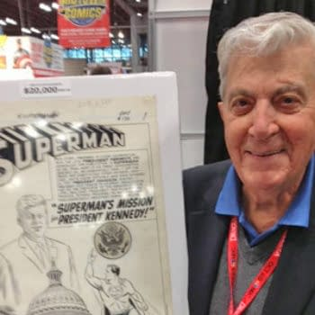 DC Entertainment Fulfills Al Plastino's Wish For The JFK / Superman Pages