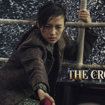 Zhang Ziyi In Danger In New Photos From John Woo's The Crossing