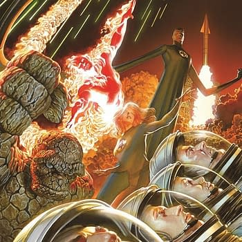 Fantastic Four Relaunched By James Robinson And Leonard Kirk In February, Announced For Real This Time