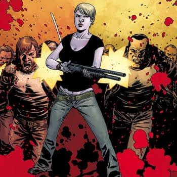 Bringing Back The Zombies To Walking Dead #116