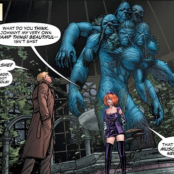 Forty-Six Thoughts About Forty-Five Comics – Kick Ass 3, Black Science 1, Aphrodite IX, Damsels, Jonah Hex, Justice League Dark, Dark Shadows, Five Ghosts, Infinity Heist, Infinity Hunt, Nova, Conan, Itty Bitty Hellboy, Half Past Danger, Goon,  Infinity, Avengers Assemble, Powers, Doctor Who, THUNDER Agents, Ghostbusters, GI Joe, TMNT, Judge Dredd, Maxx, Peabody & Sherman, X-Files, Zombie Tales, Captain Midnight, Dark Knight, Criminal Macabre, Wolverine And The X-Men. Forever Evil: ARGUS, Teen Titans, Superman, Revival, Danger Girl, Morning Glories, Tom Strong, Walking Dead, Thief Of Thieves, Star Trek, Hawkeye, Flash, Aquaman