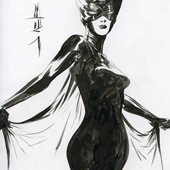 You Can Win 1 of 10 Jae Lee Sketches In Honor Of Dynamites 10th Anniversary