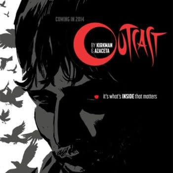 Robert Kirkman's Outcast To Be A New TV Show From Cinemax, Kirkman To Write The Pilot