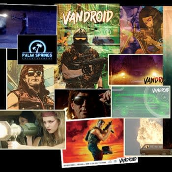 Vandroid By Tommy Lee Edwards' Noah Smith And Dan McDaid, Resurrected For Dark Horse In February