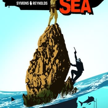 Mercenary Sea, A New Pirate-Ish Comic By Kel Symons And Mathew Reynolds From Image Comics In February