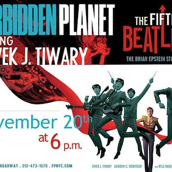 The Fifth Beatle Comes To New York And Miami
