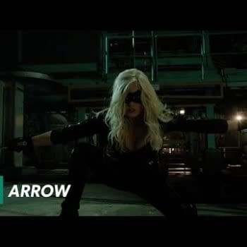CW Releases Stunt Footage From Arrow – Black Canary Vs Dollmaker