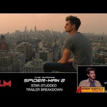 Amazing Spider-Man 2 Teaser Trailer Gets Commentary Track